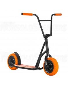 Rocker Rolla Big Wheel Scooter Black