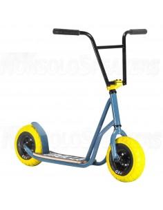 Rocker Rolla Big Wheel Scooter Grey