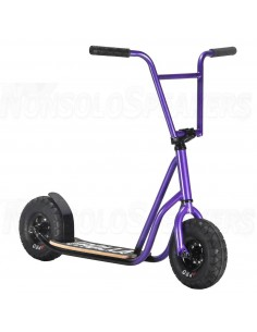 Rocker Rolla Big Wheel Scooter Purple Fade