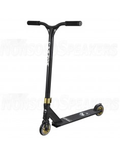 Panda Primus Pro Scooter Gold Chrome