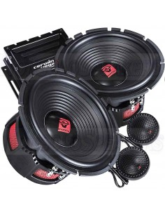 "Cerwin-Vega STROKER 6.5"" kit 2 way speakers"