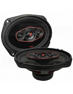 """cerwin veha hed 6x9"""" coaxial elliptical"""