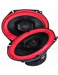 "Cerwin-Vega VEGA 6x8"" coaxial speakers"