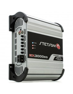 STETSOM EX3000EQ_2 Amplifier 2 Ohm