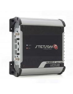 STETSOM HL800.4_2 - DIGITAL AMPLIFIER 4x225W- 2Ohm