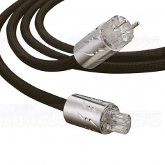 Viborg Audio ETR-1501 Power Cable IEC + SCHUKO 1mt