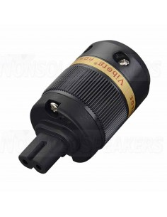 Vigorg VF508g 6-19mm Connector IEC C8 pure copper gold