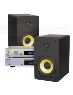 BLOCK HIFI SYSTEM ONE Cd player- Amplifier -Speakers