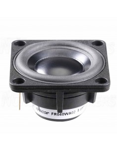"Wavecor FR040WA01 wideband 1,5"" alu-cone 4ohm"