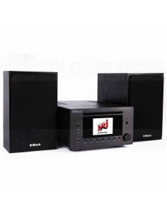 BLOCK MHF-900 Micro system CD, DAB +, amp, internet, bt
