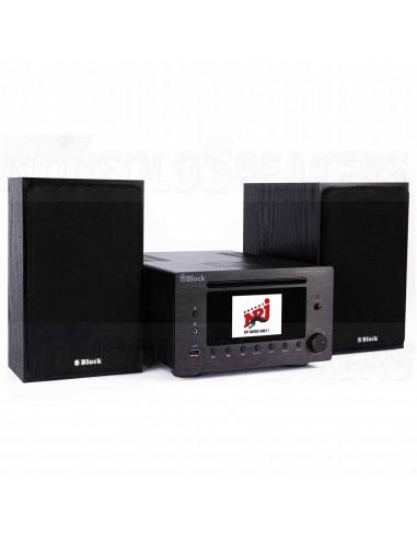 BLOCK MHF-900 Micro system CD, DAB +, amp, internet, bt