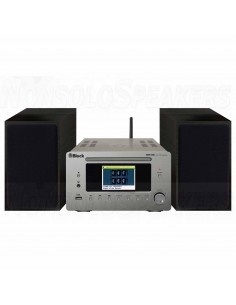 BLOCK MHF-900 Silver system CD, DAB +, amp, internet, bt