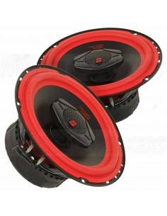 """Cerwin-Vega VEGA 6.5"""" Coaxial Speakers 165 mm"""