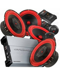 "Kit Cerwin-Vega HED 6.5"" speakers kit 165 mm"