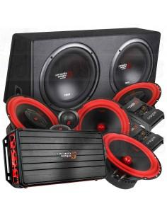 Kit Cerwin Vega - VEGA Sound System 3