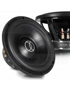 """Xcelsus Audio XAS 12 """" subwoofer 30 cm"""