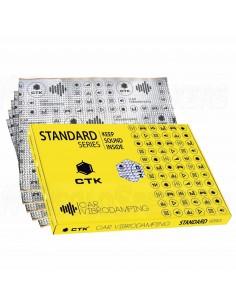 CTK STANDARD 370x500x2.0mm Damping material 16pz