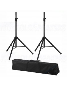 MONACOR PAST-164SET Speaker stand set