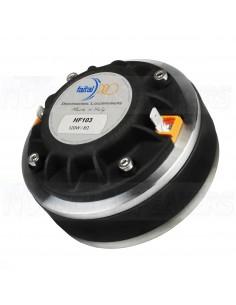 """Faital HF103 - compression driver 1"""" Ferrite - 8ohm"""