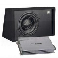 Gladen sub pack 5 SQX 12 VB+ rc1200c1 mono