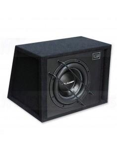 Gladen SQX 08 VB bass reflex subwoofer box 20 cm