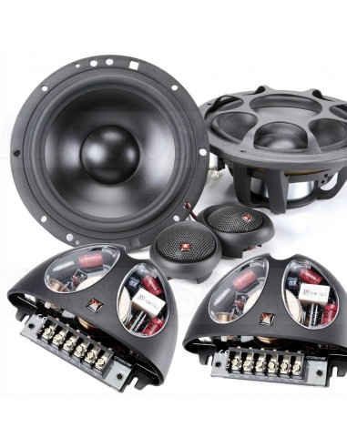 """Morel Hybrid 602 6,5"""" speaker system"""