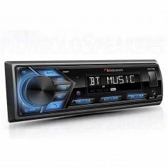 Nakamichi NQ711B 1 DIN radio bluetooth