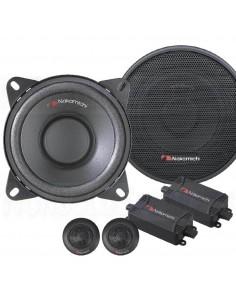 """Nakamichi NSE-CS1057 4 """"2-way component speaker"""