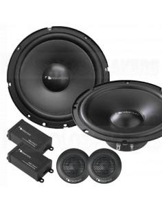 """Nakamichi NSE-CS1617 6.5 """""""" 2-way component speaker kit"""