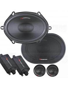 """Nakamichi NSE-CS5757 5x7 """"2-way component speaker kit"""
