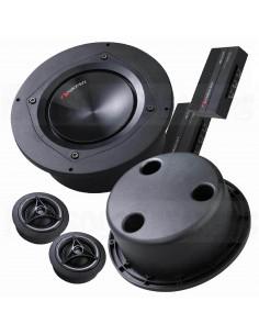 """Nakamichi NSB-CS1307 5.25 """"2-way component speaker"""