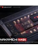 NAKAMICHI Nakamichi N40t 450Wx4 tube amplifier