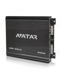 Avatar ABR-200.2 AMPLIFIER 100WX2