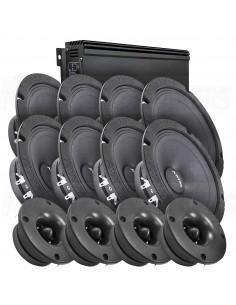 AVATAR 65x8amp packet 8xMW + 4xTW + AMP