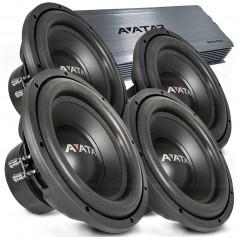 """Avatar Thunder - 4x12"""" Bass Packet + amplifier"""