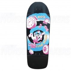 Madrid Claus Grabke - Old School Skateboard Deck