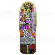 Madrid Elguerra - Old School Skateboard Deck