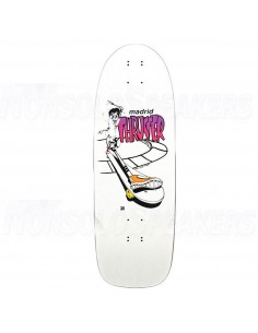 Madrid Thruster - Old School Skateboard Deck