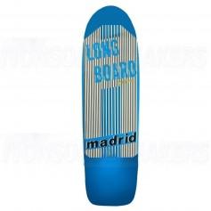 Madrid Longboard 36 - Old School Skateboard Deck
