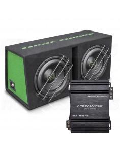 "Deaf Bonce Machete Dual 12"" Box"
