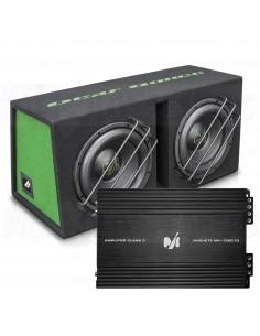 DEAF BONCE Machete Dual 12 - Amp kit