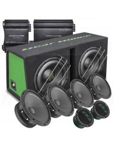 Deaf Bonce Typhoon 1xSUBBOX + 2xAMP + 4xMID + 2xTW