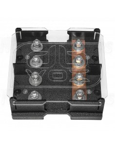 dBVox9 Power block for up to 4 ANL fuse outputs