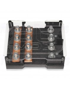 dBVox12 Power block for up to 4 ANL fuse outputs
