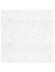 Eco leather WHITE YAC815 W 100 x 140 cm roll