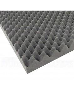 Sound absorbing ashlar 1000x1000x30mm foam
