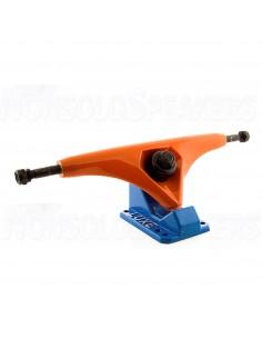 Luxe 180mm Truck - Orange/Blue
