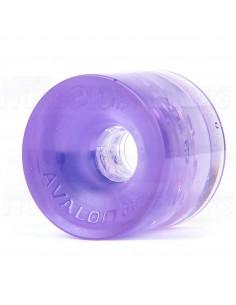 3dm Avalon 68mm Wheels - Purple