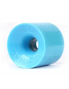 "3dm Avila ""Race Formula"" 75mm Wheels - Blue"