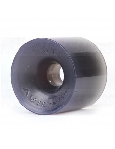 "3dm Avila ""Race Formula"" 75mm Wheels - Black"